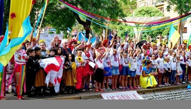 Українці з семи країн світу зібралися на