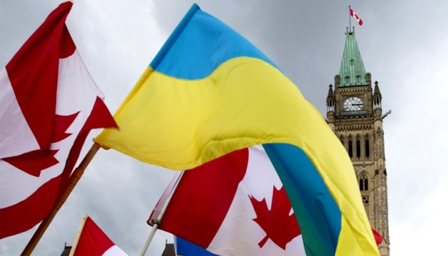 Canada, Ukraine start reviewing free trade agreement