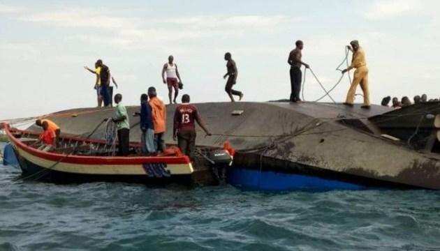 В Танзании перевернулся паром - погибли более 40 пассажиров