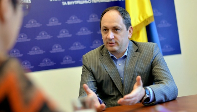Minister Chernysh: No risks for investments in Kherson region