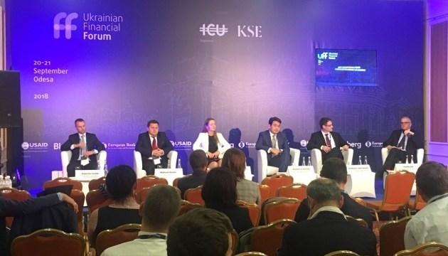 Фінансовий форум: Приватники не в змозі залучити достатню кількість інвестицій
