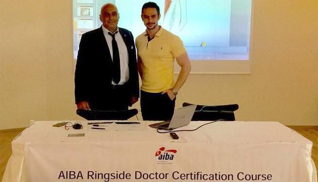В Україні з'явився перший лікар із сертифікатом Міжнародної боксерської асоціації