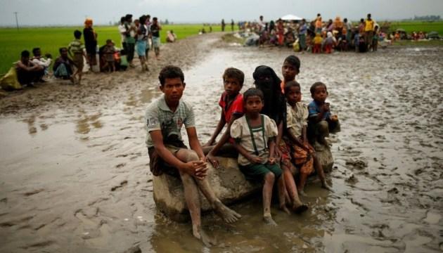 Канада признала преступления против рохинджа геноцидом