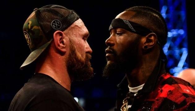 Бокс: Бій Ф'юрі – Вайлдер офіційно підтверджений