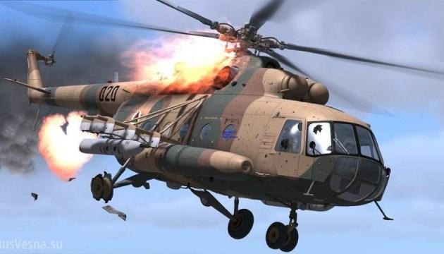 У Придністров'ї зазнав аварії військовий вертоліт - ЗМІ