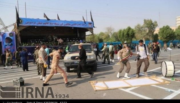 Количество жертв теракта на параде в Иране возросло до 24