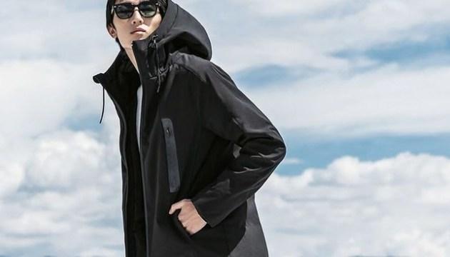 В Китае представили смарт-куртку с подогревом