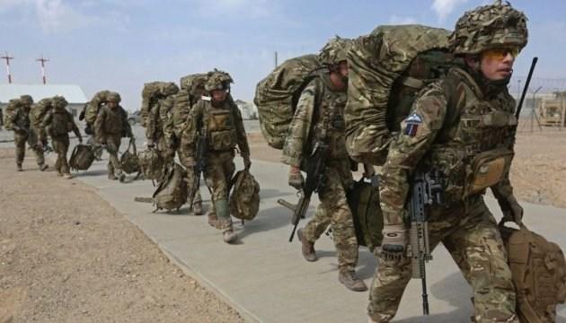 Британія до кінця року розширить військову присутність в Україні