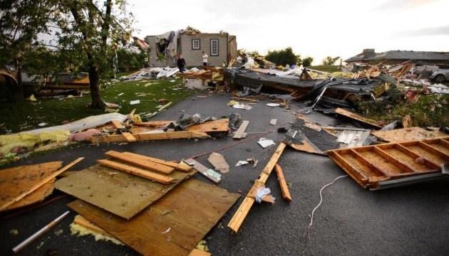 Через торнадо в Канаді постраждали 25 осіб