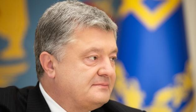 Poroshenko invita a Salvini a ver el Donbás con sus propios ojos