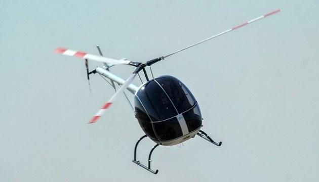 Новые украинские вертолеты испытали на полигоне ВСУ