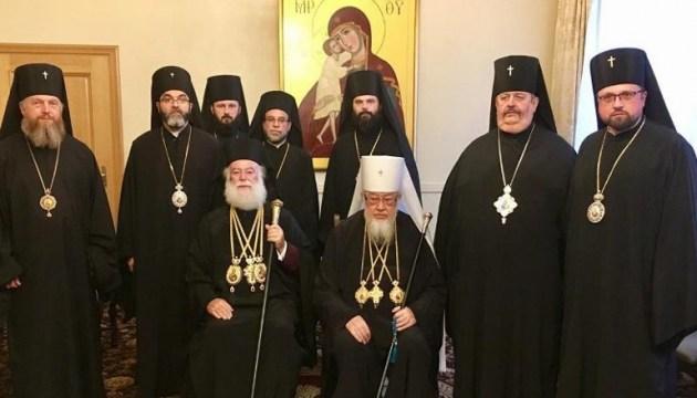 """Два патриарха призывают решить """"церковные недоразумения"""" в Украине"""