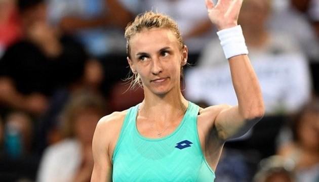 Цуренко из-за травмы завершила выступление на турнире WTA в Пекине