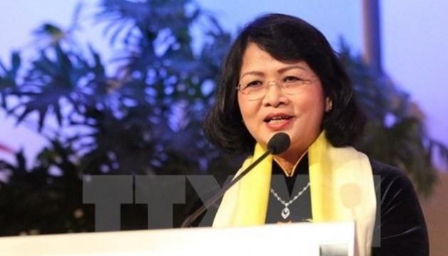 Во Вьетнаме выбрали временного президента