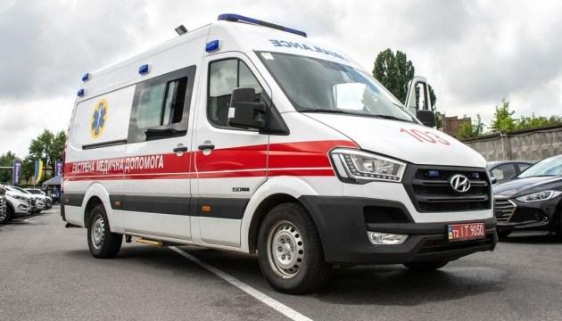 """В Украине запускают производство современных """"скорых"""" на базе Hyundai"""