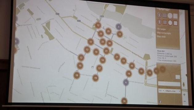 У Миколаєві створили електронну карту колодязів інженерних мереж