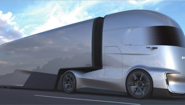 Ford представив прототип е-вантажівки