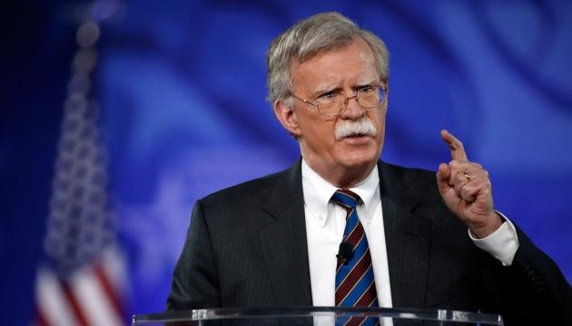 ボルトン米大統領補佐官「ゼレンシキー大統領の選出は、ドンバスの平和のための可能性を生み出している」