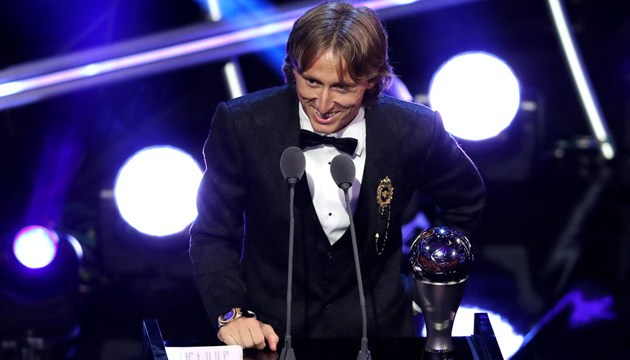 Shevchenko, Pyatov vote for Modric as best FIFA player