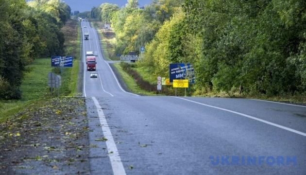Ділянку автомагістралі GO Highway біля Тернополя оновили вперше за майже 30 років