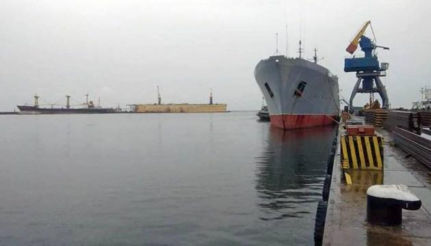 Заход кораблей в Мариуполь: Россия не удержалась от фейков и провокаций