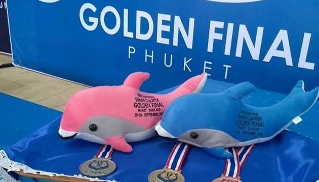 Сборная Украины стала лучшей по итогам пяти этапов Кубка мира по подводному спорту