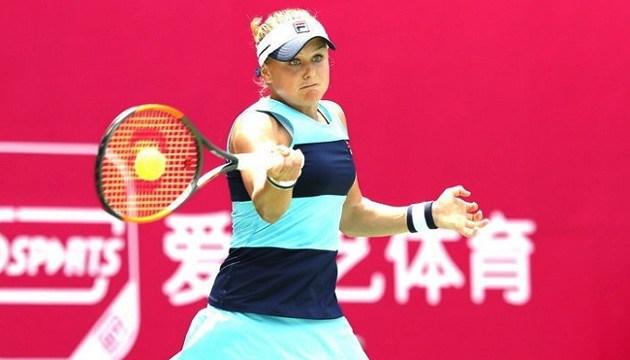 Козлова завершила выступления в парном разряде турнира WTA в Ташкенте