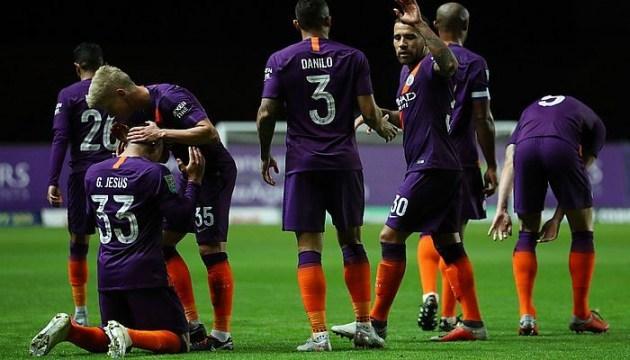 Зинченко помог «Манчестер Сити» обыграть «Оксфорд» в Кубке английской лиги