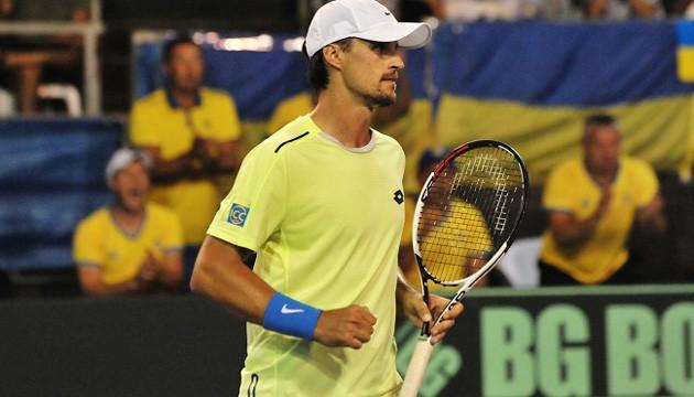 Молчанов вышел в 1/4 финала парного турнира ATP в Чэнду