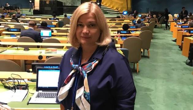 В ООН не сприймають пропозицію Путіна про
