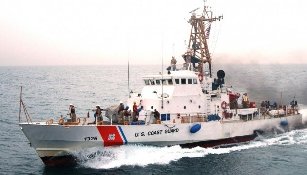 US Coast Guard to transfer Island-class patrol boats to Ukraine
