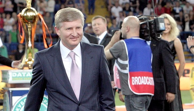 Akhmetov comes back with fortune of nearly $6 bln - Bloomberg