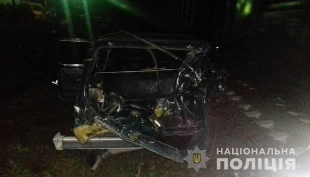 На Львовщине автомобиль столкнулся с поездом, есть пострадавшие