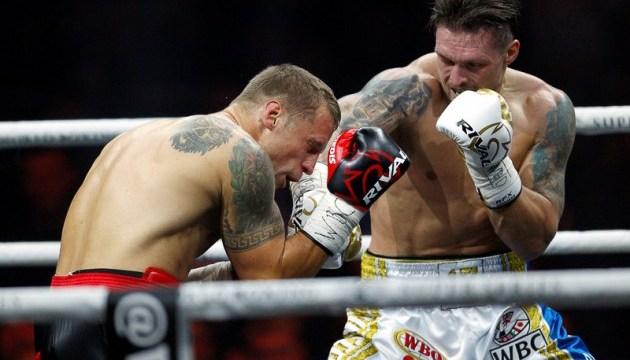Бокс: Усик назвал самого сложного из своих бывших соперников