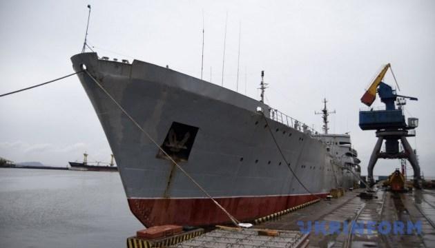 Donbas, Korets entered Azov Sea to secure freedom of navigation - Kiriakidi