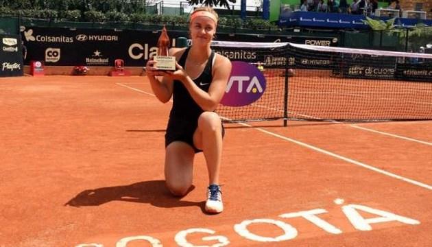 Теніс: Шмідлова стане суперницею Козлової в 1/4 фіналу турніру WTA в Ташкенті