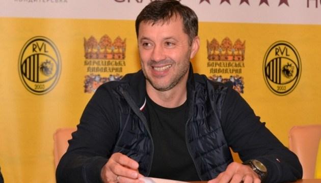 Юрий Вирт возглавил винниковский футбольный клуб