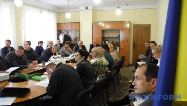 На Буковині відбувся тренінг з питань управління проектами