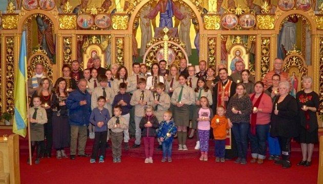 Ukrainian communities of Canada join international action to commemorate Holodomor victims