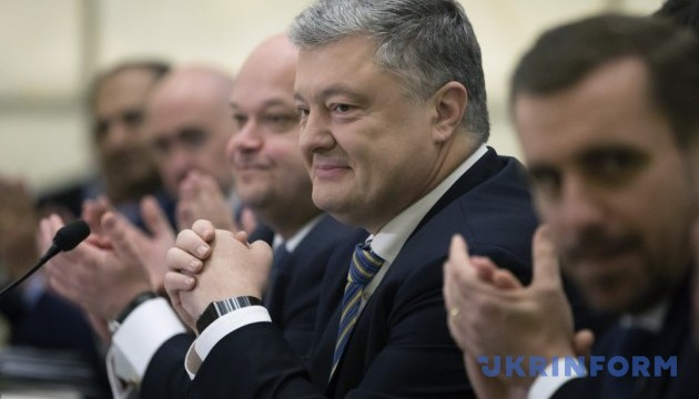 Poroshenko had 25 meetings with heads of foreign delegations at UNGA - Tsegolko