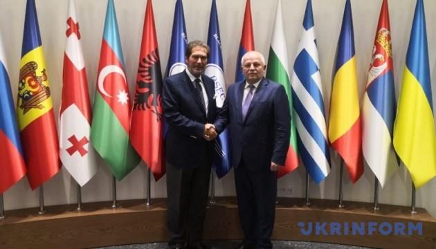 Украина формирует с ОЧЭС экономический хаб между Азией, Европой и Африкой - Кубив