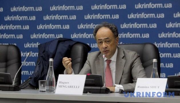 Mingarelli: Minsk es la única plataforma para resolver conflictos en Donbás