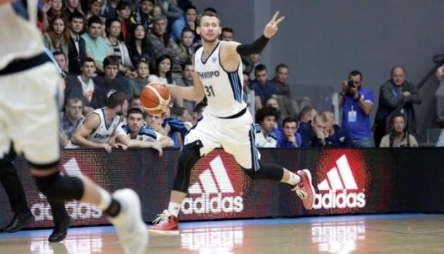 Баскетбол: «Днепр» и «Черкасские Мавпы» вышли в финал квалификации Кубка Европы
