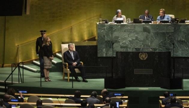 Молчание международного сообщества Кремль использует против Украины - Президент