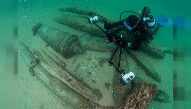 Археологи нашли у берегов Португалии корабль, затонувший 400 лет назад