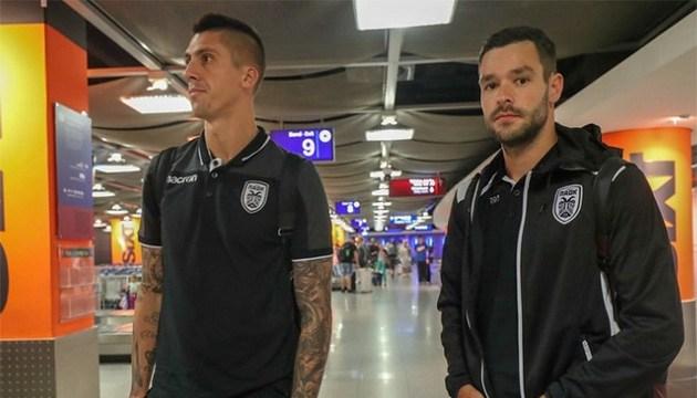 ПАОК с Шаховым и Хачериди сыграл вничью на старте Кубка Греции