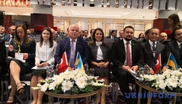 Турции нужны в Украине серьезные проекты, а не