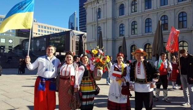Українці Норвегії з успіхом представили національну культуру