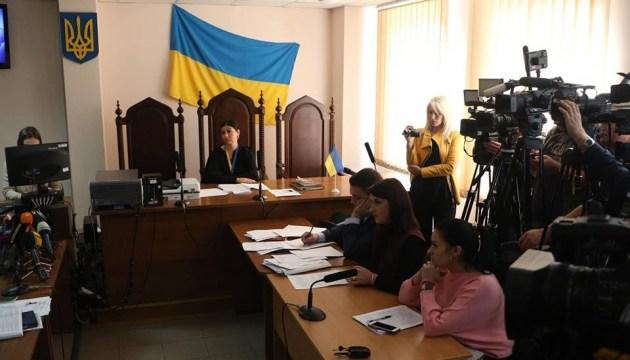 Суд избирает меру пресечения подозреваемым в покушении на Михайлика