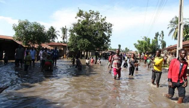 От наводнений в Нигерии погибли уже 200 человек